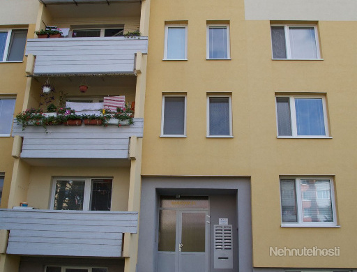 2 - izbový byt v Nitre na Klokočine