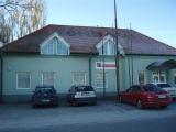 Administratívna budova a skladové priestory